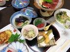 ホテル白樺荘・志賀高原の冬の料理